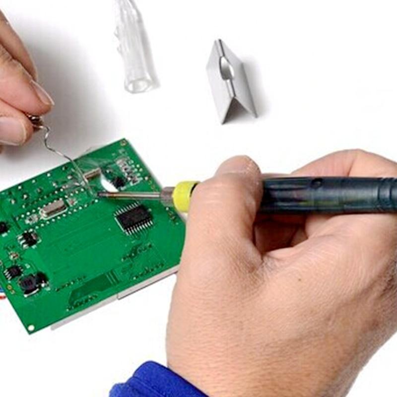 Profesionalūs elektriniai litavimo lygintuvai su USB lituokliais. - Suvirinimo įranga - Nuotrauka 6