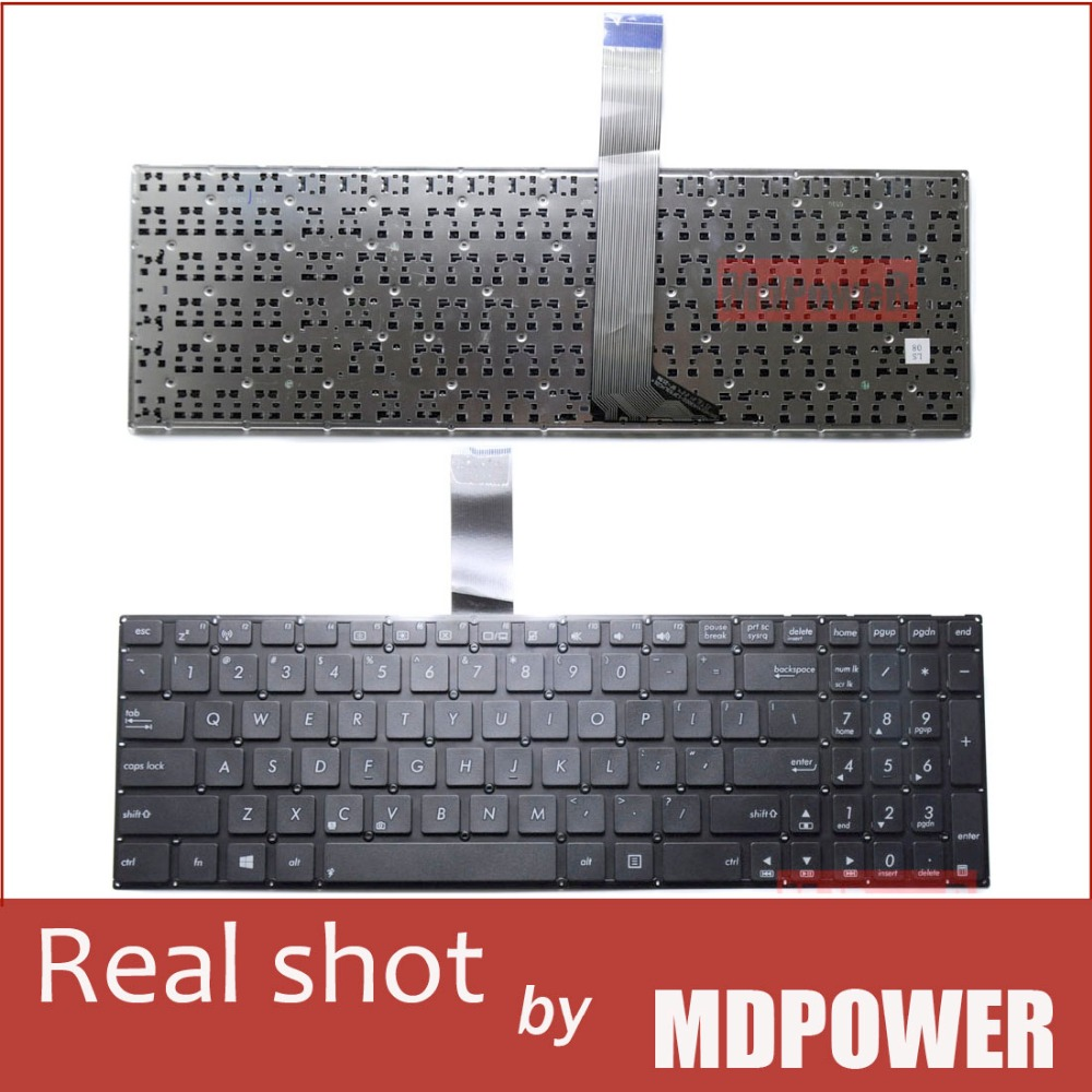 FOR Asus Y582C Y581L D552C K550D X550CC X501EI laptop keyboard