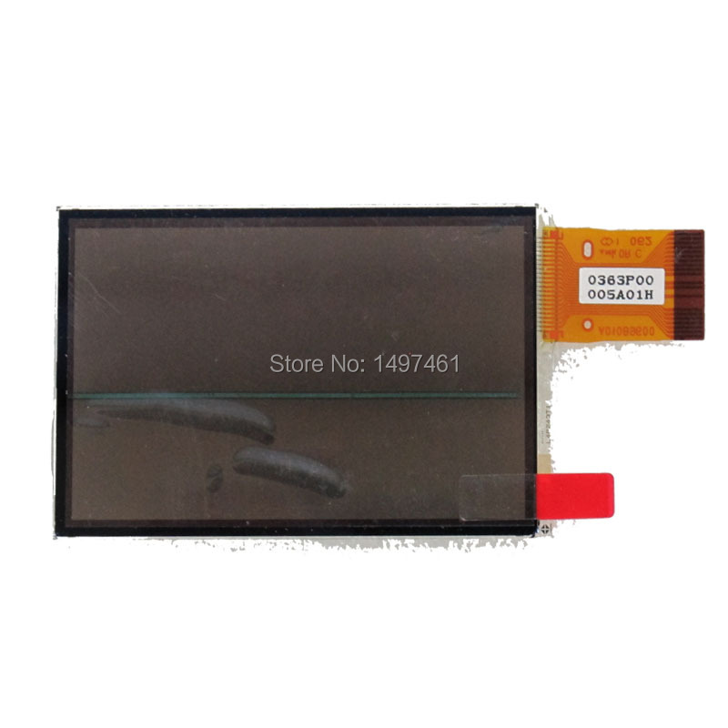 New LCD Display Screen for Panasonic SDR H40 H48 H50 Digital Video Without backlight