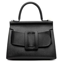 2019 de las mujeres de moda bolso casual de alta calidad bolsos de mujeres nuevo estilo de las mujeres bolsas de hombro negro envío gratis