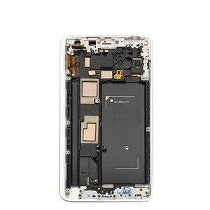 Image 4 - 100% probado para Samsung Galaxy Note 4 Edge N915 N9150 N915F, pantalla táctil LCD, digitalizador con montaje de Marco + herramientas gratuitas
