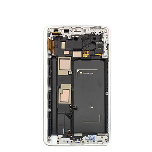 Image 4 - 100% testato Per Samsung Galaxy Note 4 Bordo N915 N9150 N915F LCD Display Touch Screen Digitizer Con Telaio di Montaggio + strumenti gratuiti