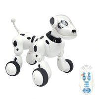 Dog Robot Talking Digital Pet Dance Intelligent Robot Dog 2.4G Wireless Remote Control Kids Electronic Toys Music Toys Kids Gift