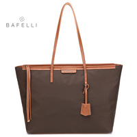 BAFELLI Spring And Summer New Arrival Handnags High Quality Parachute Nylon Fabric Shoulder Bags Women Famous