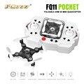 F18357/60 FQ777 FQ11 Con Brazo Plegable 3D Mini 2.4G 4CH Bolsillo Portátil RC Quadcopter Drone Headless Modo de Una Tecla de Retorno RTF
