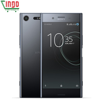 Sony Xperia XZ Premium G8141 4G LTE Mobile Phone 4G RAM 64G ROM Single Sim 19MP Octa Core NFC 3230mAh Android Quick Charge 3.0