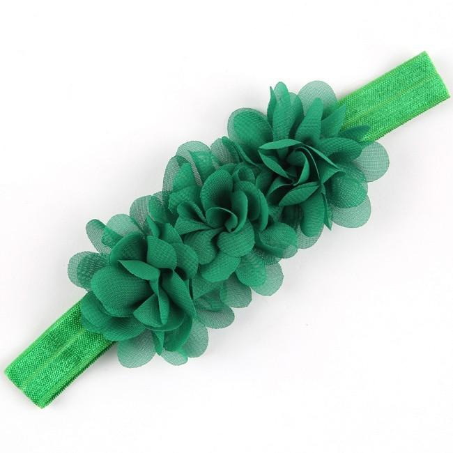 Baby Chiffon Flower Headband