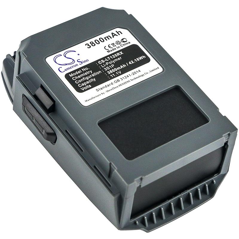 Cameron Sino Battery For DJI Mavic Pro RC Hobby Battery 3800mAh / 42.18WhCameron Sino Battery For DJI Mavic Pro RC Hobby Battery 3800mAh / 42.18Wh