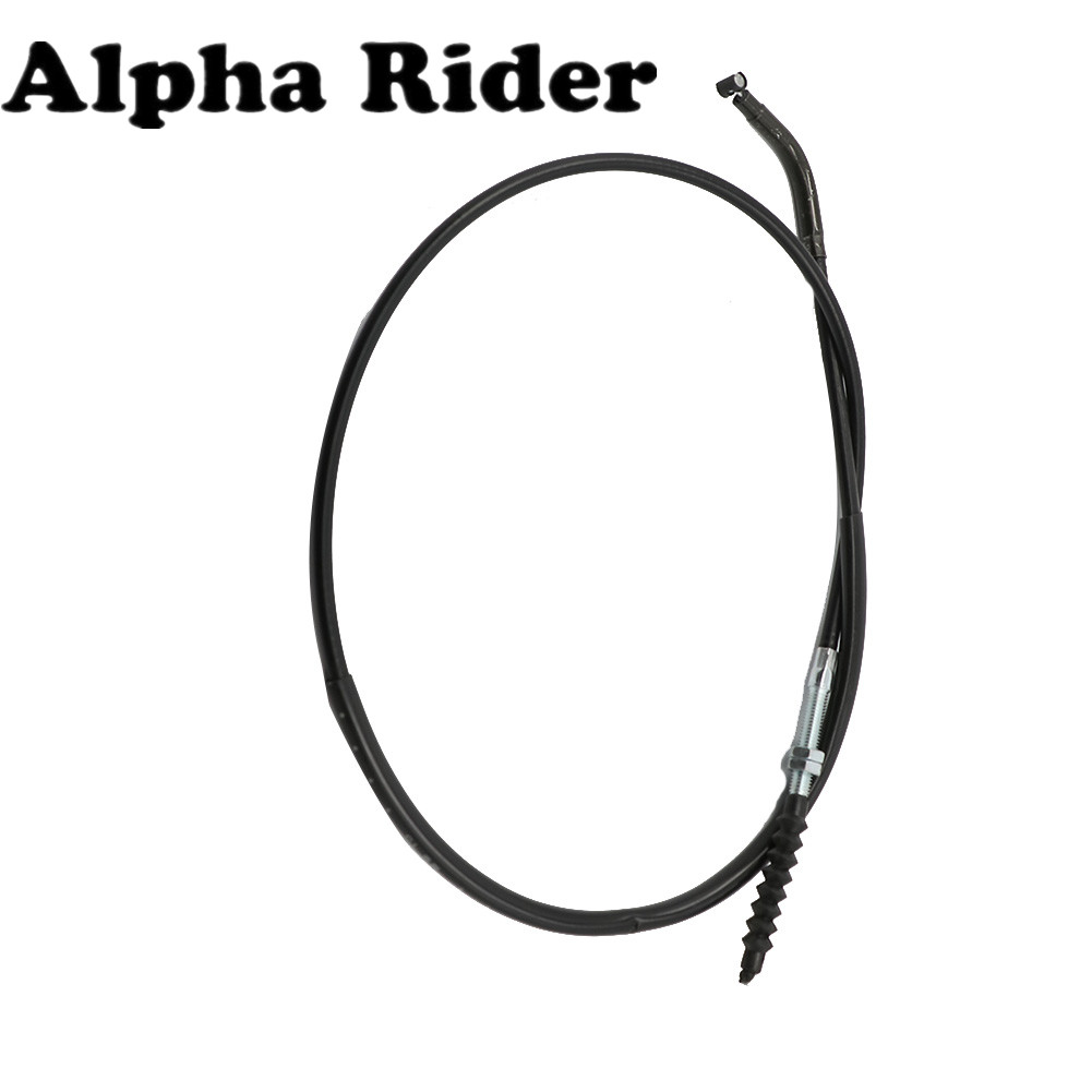 For Honda <font><b>Hornet</b></font> <font><b>600</b></font> CB <font><b>600</b></font> CB600F Clutch Cable Thread Steel Wire Line CB600 CB600F 1998-2006 <font><b>2005</b></font> 2004 2003 98-06 image