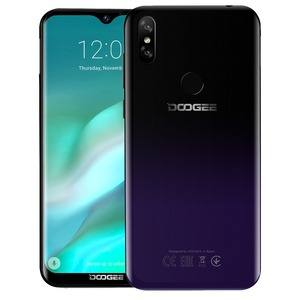 "Image 3 - Doogee Y8 3GB 32GB Android 9.0 Mobile Phone 6.1"" FHD 19:9 Display 3400mAh MTK6739 Face Unlock Fingerprint ID 4G LTE Smartphone"