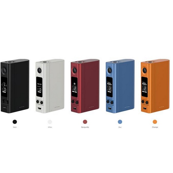100 Original Joyetech Evic VTC Dual Battery Box Mod 75W 150W Two Mode eVic VTC Dual