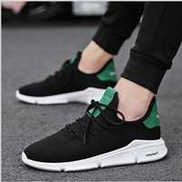 SHUJIN New Men Vulcanize Shoes Men Sneakers Wear-resisting Non-slip Male Footwears Plus Size 43 tenis masculino Men Shoes
