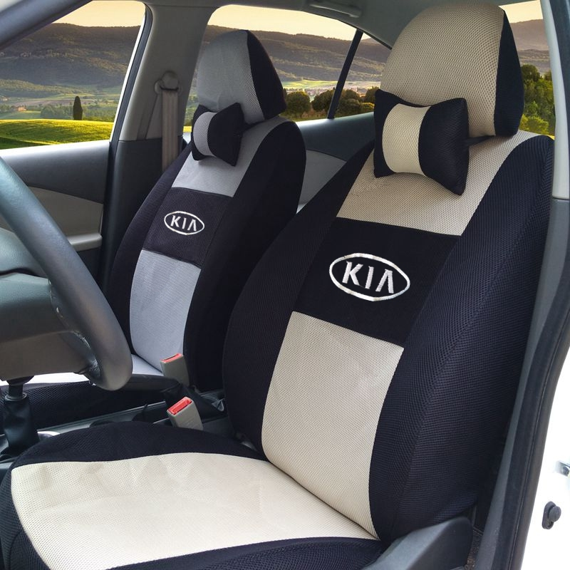 high quality comfortable car universal seat cover for kia k2 k3 k5 cerato rio sportage forte. Black Bedroom Furniture Sets. Home Design Ideas
