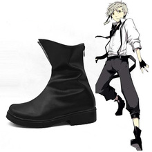 Bungou Stray Dogs Leather Cosplay Shoes