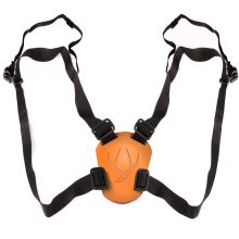 Discount! Deluxe 4 Way Adjustable Deluxe Binocular Strap Black-binocular Harness Telescope