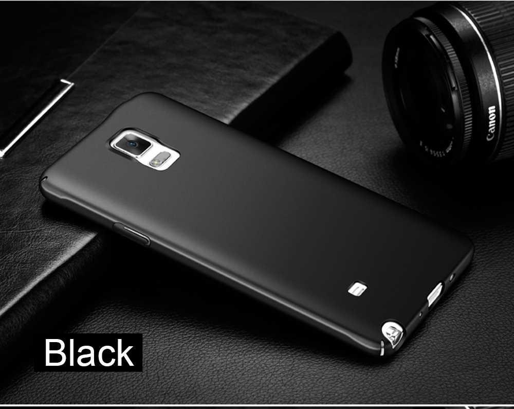الهاتف حقيبة لهاتف سامسونج غالاكسي Note2 Note3 Note4 Note5 ملاحظة 2 3 4 5 II III Duos N7100 N9000 N910F N920F كامل البلاستيك غطاء