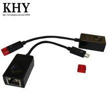 Câble dextension Ethernet I/O Original RJ45 pour Thinkpad X1 carbone (20BS 20BT 20HR 20K X1 YOGA 370 fru 04x6435