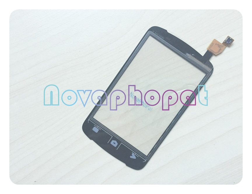 Novaphopat 3 5 inch Black Top Sensor For Acer Liquid Z2 Z120 Touch Screen Digitizer Panel