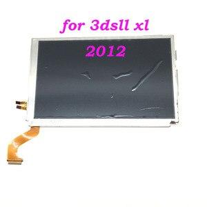 Image 4 - 5 шт., сменный Верхний ЖК экран для Nintendo 3DS XL LL N3DS