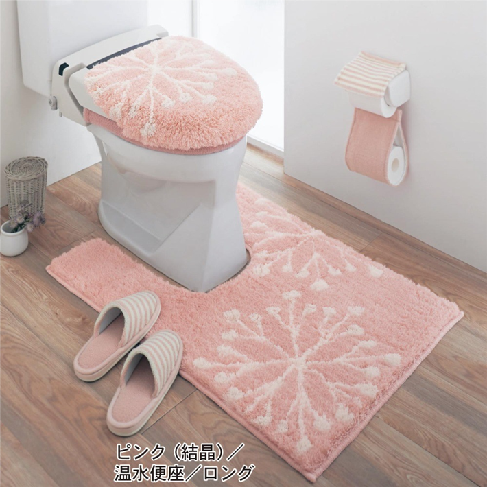 3 Pieces Lot Japanese Style Household Soft Toilet Seat Cover Washable Toilet Lid Pad Country Style Toilet Mat U Shaped