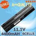 4400 мАч аккумулятор для ноутбука Hp 646657-251 LV953AA 646755-001 MT03 646757-001 HSTNN-YB3A HSTNN-LB3B MT06 A2Q96AA HSTNN-YB3B