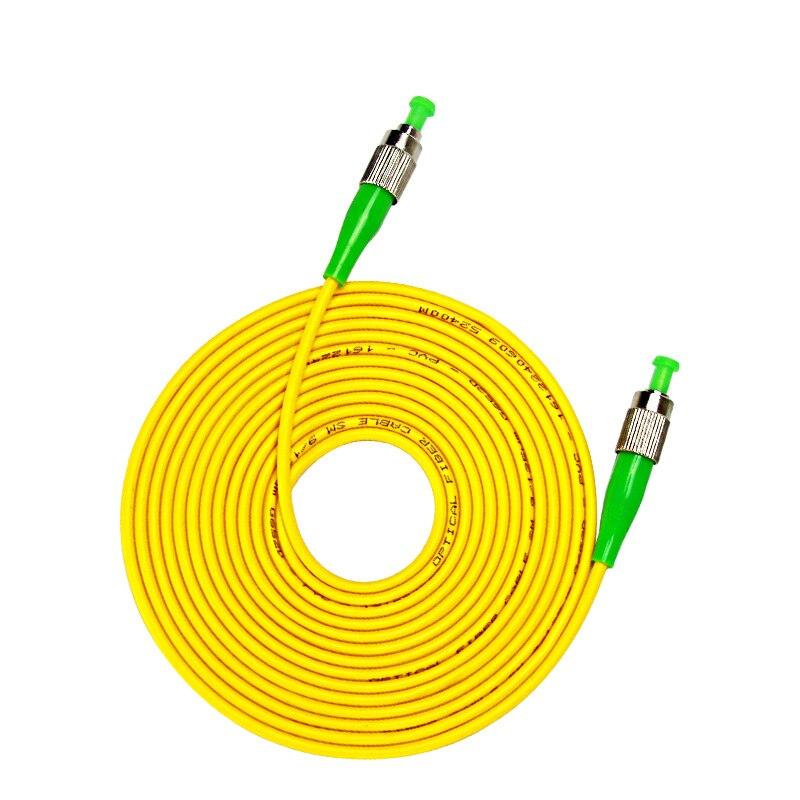 5m 50pcs SC APC Patchcord 2.0m PVC G657A Fiber Patch Cable, Jumper, Patch Cord 5m 50pcs SC APC Patchcord 2.0m PVC G657A Fiber Patch Cable, Jumper, Patch Cord
