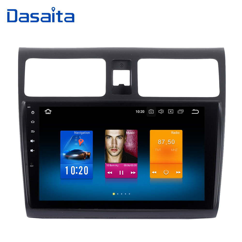 Car Multimedia System Android 9 0 Single Din Android Stereo for Suzuki Swift 2005 2006 2007