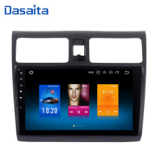 Sistema Multimedia del coche Android 9,0 Single Din Android estéreo para Suzuki Swift 2005, 2006, 2007, 2008, 2009, 2010 construir en GPS 1024*600(China)