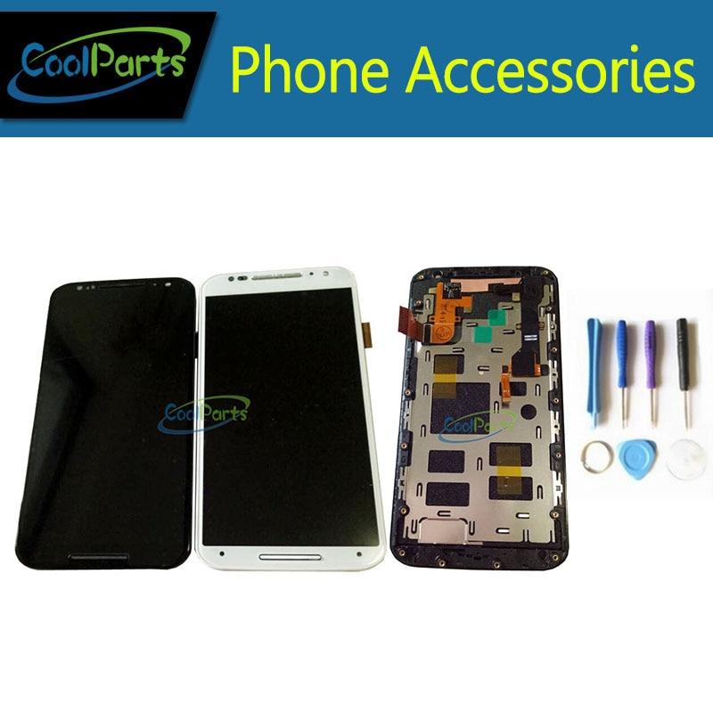 1 PC/Lot Para Motorola Moto X2 XT1092 XT1095 XT1097 Pantalla LCD y ...