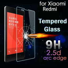 Premium Tempered Glass for redmi note 3 4 4X 5A redmi 3 4 pro 4X 4A Anti-scratch 9H Explosionproof 2.5D Screen Protector Film(China)