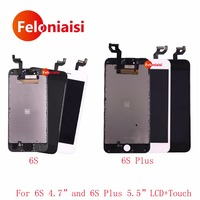 10Pcs Lot AAA For IPhone 6S 4 7 And 6S Plus 5 5 Full Lcd Display