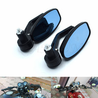 Universal 22mm Motorcycle Handlebar Rearview Mirror Mount Adapter Holder Clamp For Motorbike Scooter With Or Screw Hole