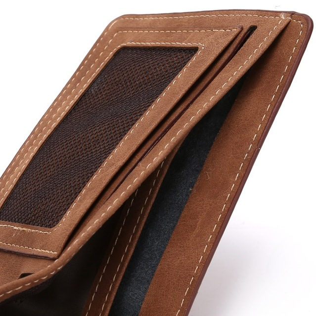 Men's Tan Wallet