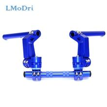 LMoDri регулируемая модель мотоцикла с ЧПУ, 7/8 дюйма, система со съемными ручками, куб. См, для питбайка, кроссового велосипеда, скутера