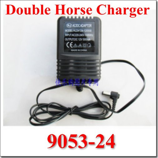 Double horse helicopter DH9101 9053 9100 9104 9118 Adapter charger for most shuangma helicopters charger double horse shuangma dh9101 sm9101 9101 23 controller equipment 27mhz rc spare parts rc part rc accessories