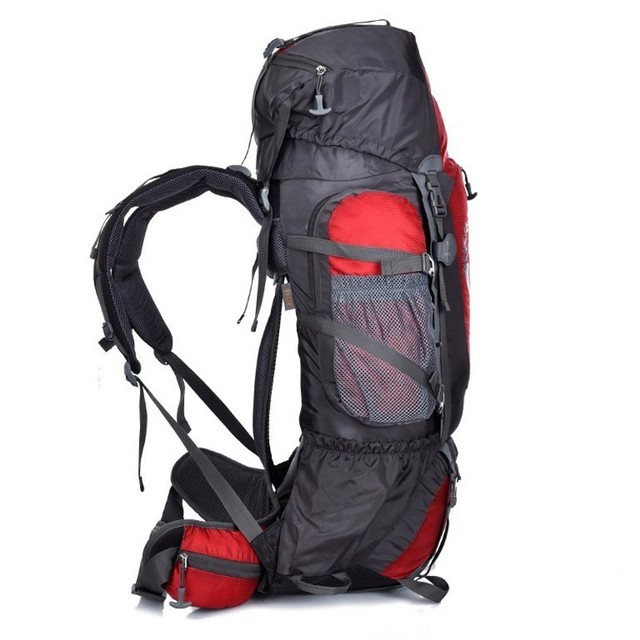 Hot  Large 85L Outdoor Backpack Unisex Travel Multi-purpose climbing backpacks Hiking big capacity Rucksacks camping bag 3