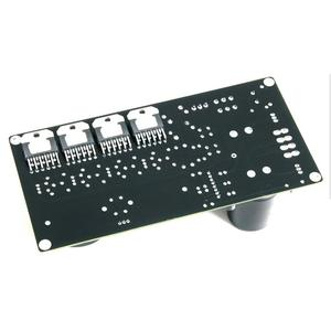 Image 2 - Assembled Pure Post Class LM3886T 2*125W Dual channel Power Amplifier Board XD