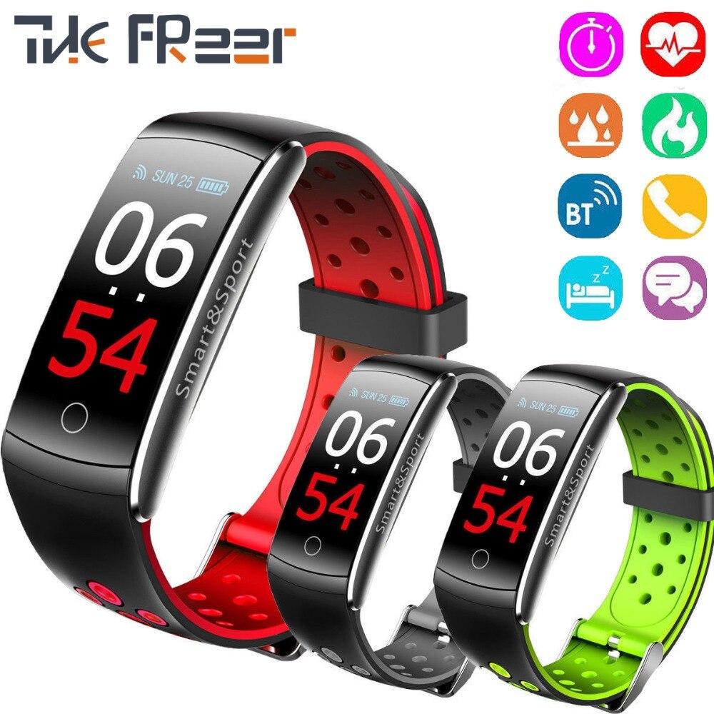 TOP sport watch smart watch Step count Calorie Heart rate IP68 smart waterproof watch High cost performance Smartwatch Wristwatc