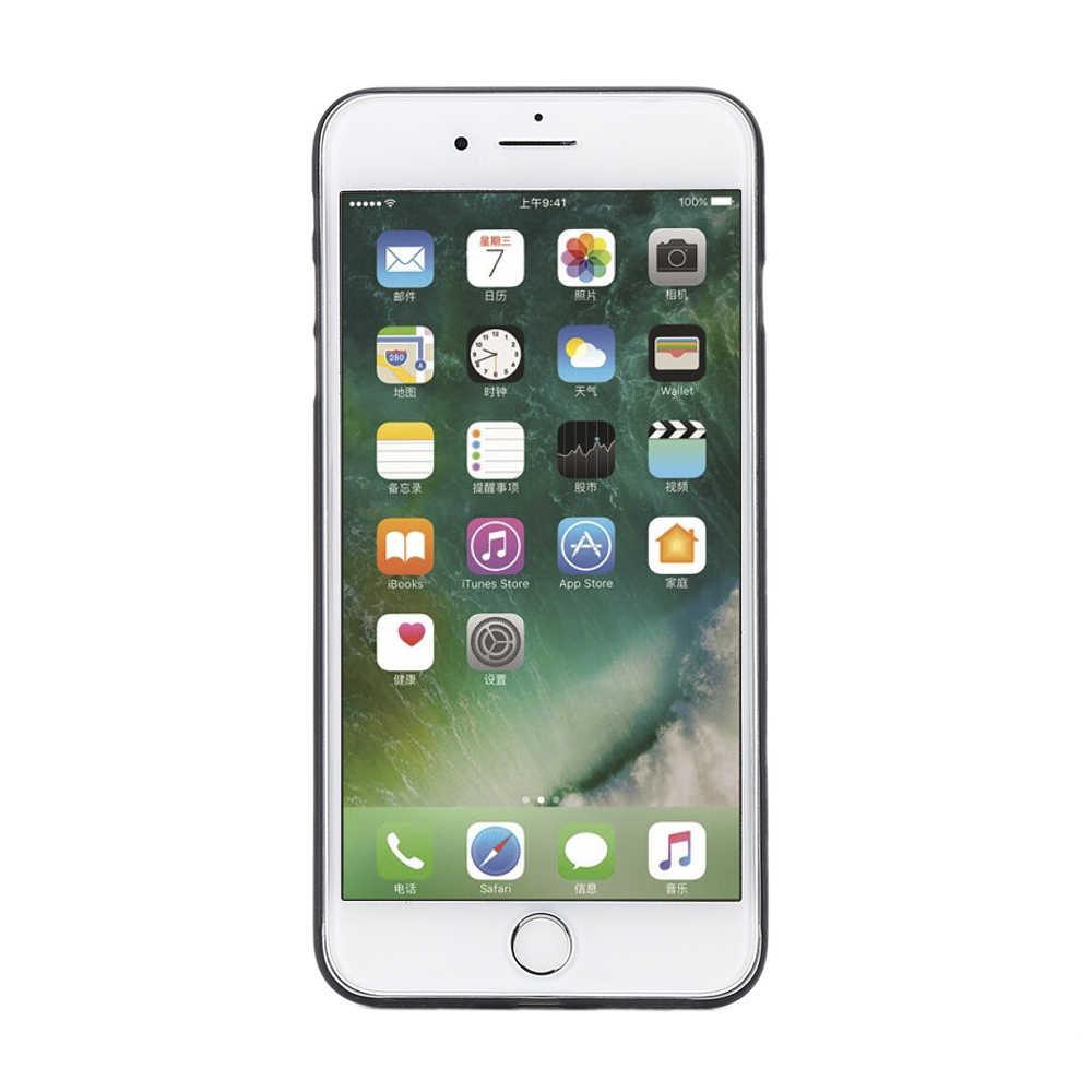 Voor iphone 6 case PP Zachte Anti-dust Cover Case Voor iphone 7 6 6 s Plus 5 5 s SE Anti-vingerafdruk Back Phone Case Kleurrijke kleur