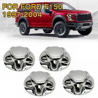 4Pcs Hub Caps For Ford F150 1997 2004 Center Chrome Cap Expedition Hub Wheel 18cm/7inch Auto Replacement Parts Sticker 2019 New