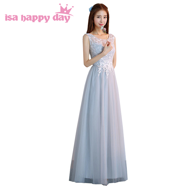 robe grey carpet real picture long unique party corset gray   prom     dress   2018 tulle ball   dresses   for teens under 100 H4194