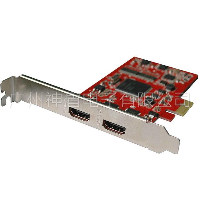 HDMI HD collection cartão PCI-E placa de captura de vídeo 1080 P HDMI cartão de aquisição SD762H