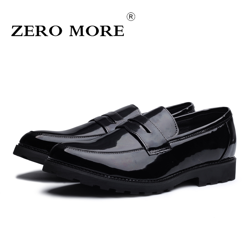 Zero more Mens Slip On Loafers Men Driving Shoes Casual ...