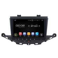 9 Android 6 0 font b Car b font Multimedia Player For OPEL ASTRA K Octa