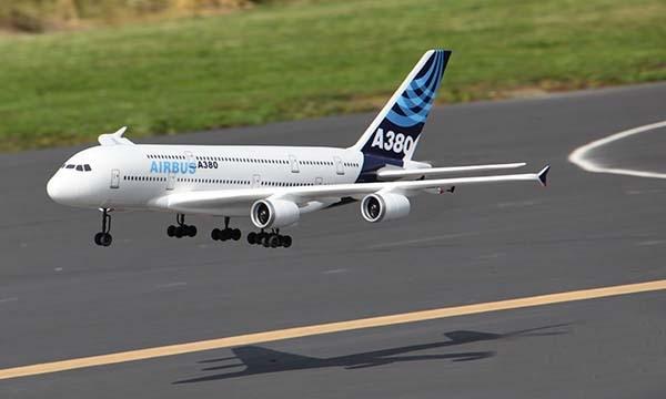 Aliexpress Com Buy Airbus A380 Aircraft Remote Control