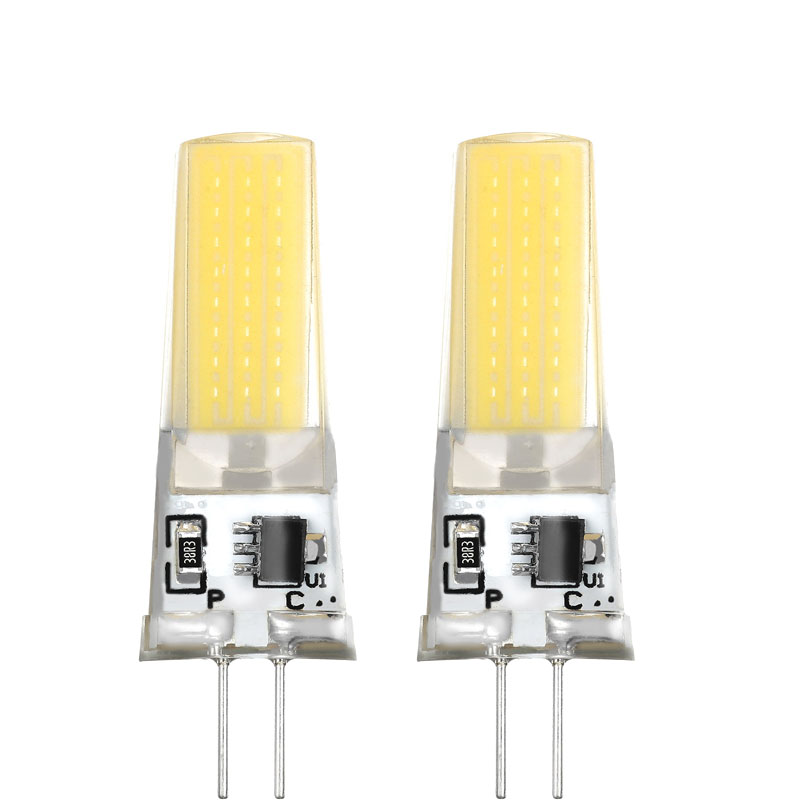 LED G4 Lamp Bulb AC 220 230 240 5W COB SMD LED Lighting Lights replace Halogen Spotlight Chandelier