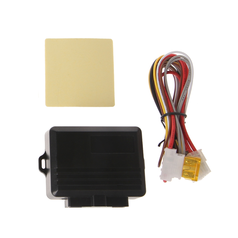 Free delivery Universal Car Power Window Roll up Closer for 2 Doors Remotely Close Windows(China)