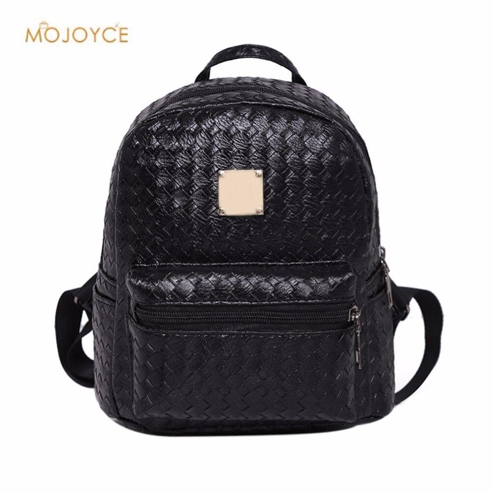 Simple Way Bag School Bags Laptop Backpacks For College Korean Style Backpack