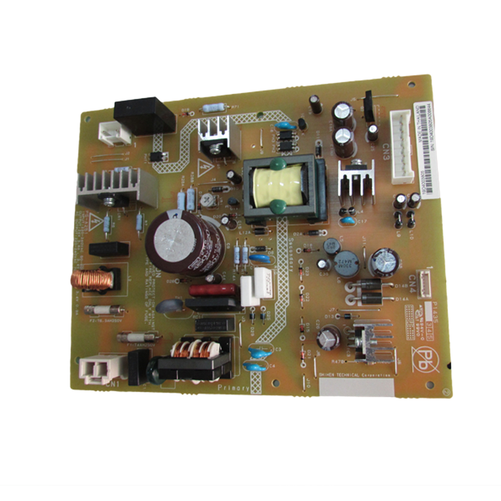2PCS Top Quality Copier Spare Parts Power Board for Minolta DI 184 Photocopy Machine Part DI184 2pcs high quality new arrival copier spare parts driver board for minolta di 220 photocopy machine part di220