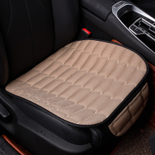 Car Seat Protector Mat Front Cover Antiskid Cushion Chair For All Sedan Universal